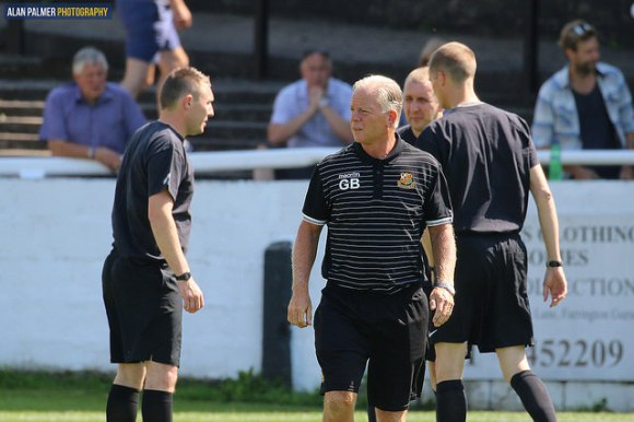 Bartlett: eager to reverse worrying decline at The Vale (photo: Alan Palmer)