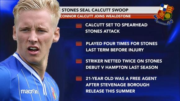 Misfiring: the striker needs goals