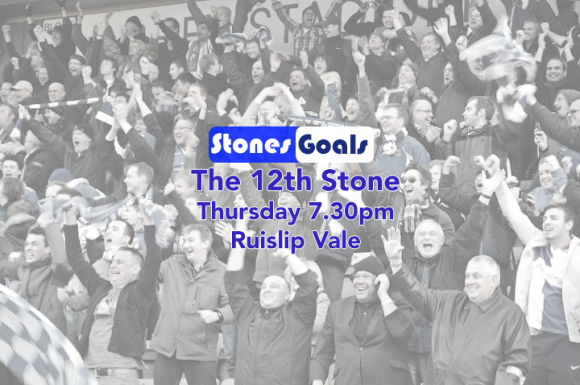 Be part of it: 12th Stone