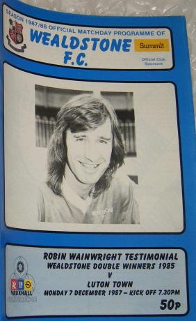 Testimonial: Wainwright, 1987